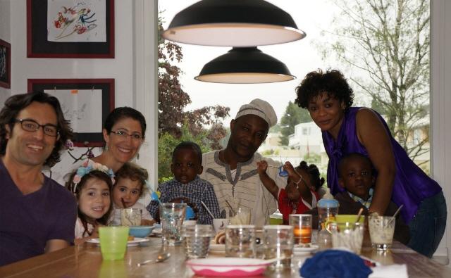 familien projekt kürbiskernöl